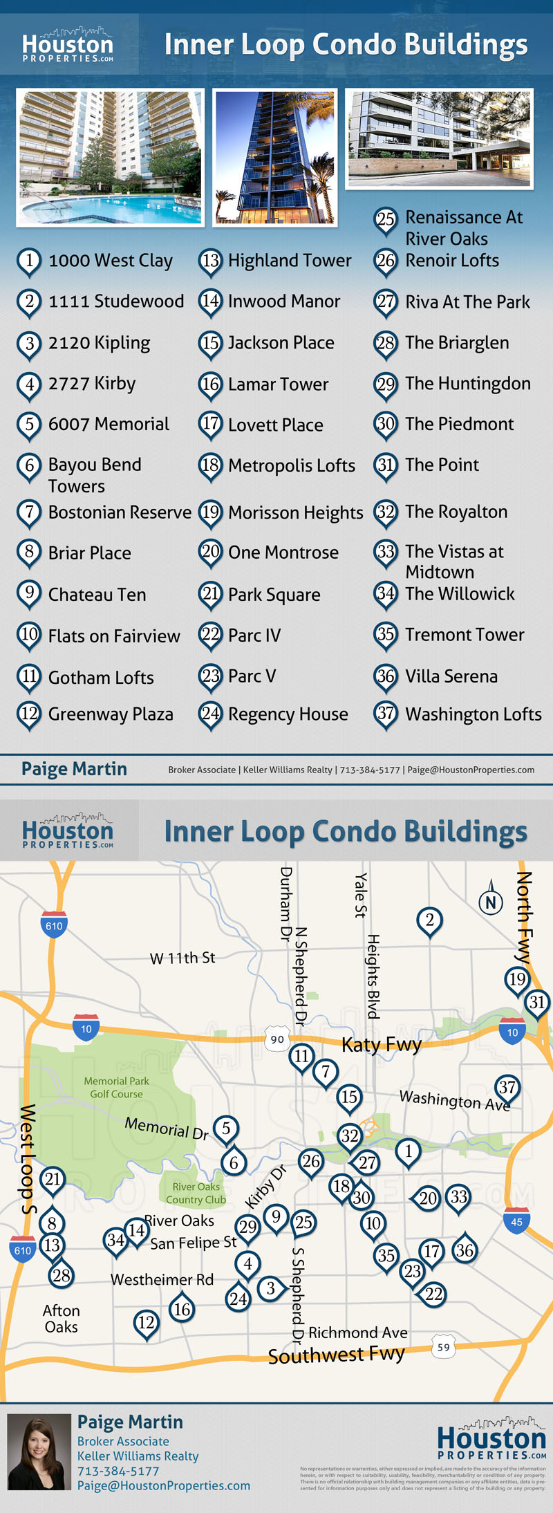 Montebello Condo Houston 1100 Uptown Park Blvd Houston Tx 77056